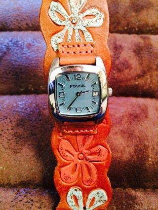 Fossil Jr - 8724 Damen - Uhr