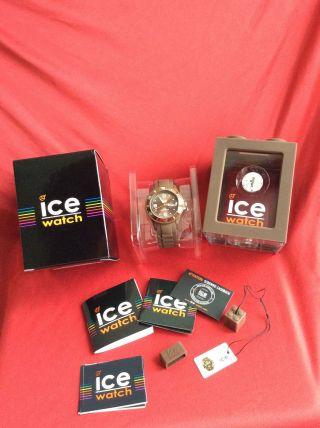 Ice Watch - Ct.  Mc.  U.  S.  10 - Chocolate Unisex Bild