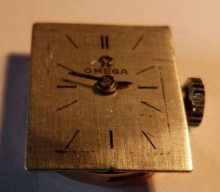 Omega Uhrwerk Kaliber 484 Bild