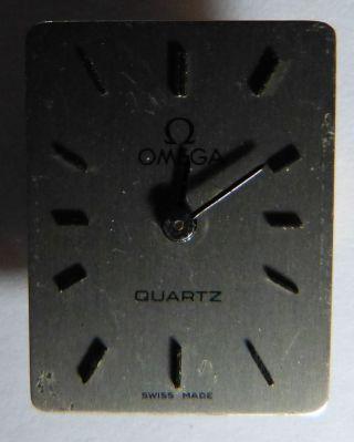 Omega Uhrwerk Quartz Kaliber 1353 Bild