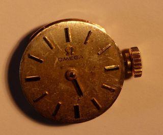 Omega Uhrwerk Kaliber 483 Bild