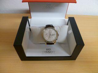 Tissot Chronograph Le Locle T41.  1.  317.  31 Automatikchrono Bild