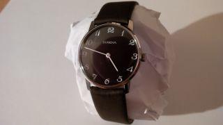 Dugena Armbanduhr (vintage),  Sehr Flach Bild