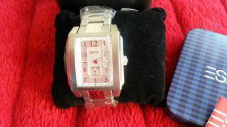 Tolle Esprit Uhr,  In Originalverpackung,  Echt Top Bild