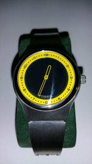 Fossil Armbanduhr Modell Big Tic Bild