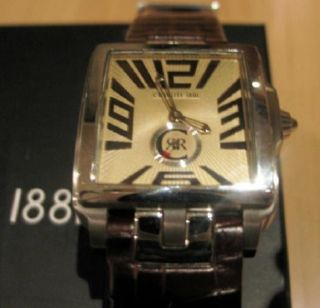 Orig.  Herren Armbanduhr Cerruti 1881 Odissea Uomo Crb002a243d Arabische Ziffern Bild