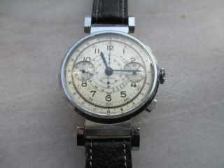 Chronograph Landeron Hahn Bild