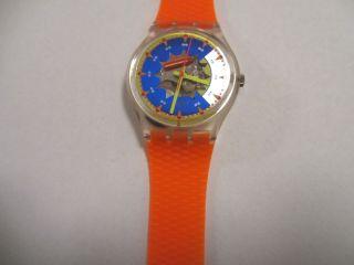 Swatch Uhr Zu Verkaufen Bild