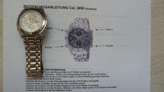 Citizen Chronograph Herrenuhr Bild