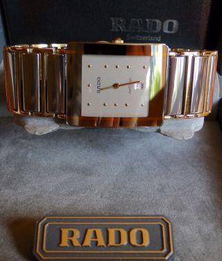 Rado Diastar (unisex) Ceramica (r02466479) Bild