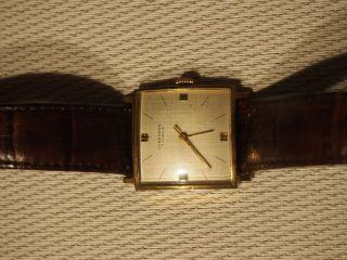 Herrenarmbanduhr Von 1956 Bild