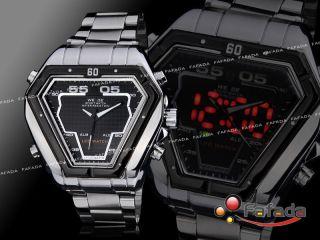 Weide Herren Armbanduhr Uhr Digital Analog Herrenuhren Quarz Uhren Bild