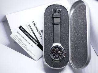 Lufthansa Pilot Watch Flight Training Uhr Chronograph Bild
