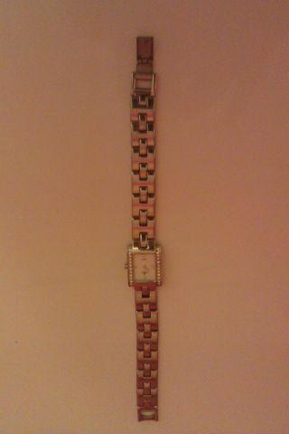 Dugena Damen Armbanduhr Klassisch - Elegant Analog 2114105/1907/751retro1984 - 1999q Bild