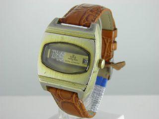 Meister - Anker Vintage Selteren Herren Uhr Digital Automatic 01 Bild