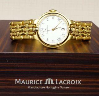 Maurice Lacroix Damenuhr Les Classiques (referenz 69637) Bild