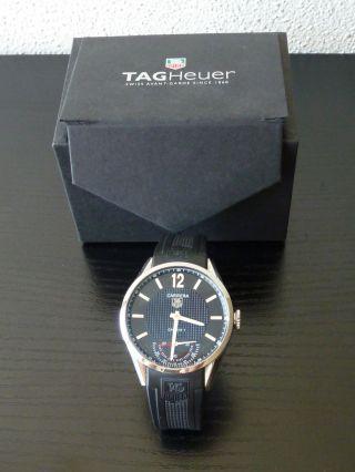 Herren - Armbanduhr - Orignal Tag Heuer - Carrera - Calibre 1 - Intakt - Wv3010 Bild