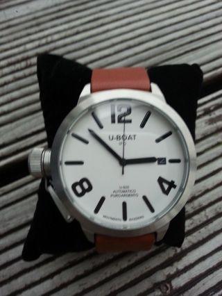 Herren Armbanduhr U - Boat - Replica U7750 - 50 Bild