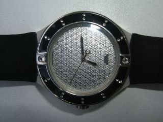 Swatch Irony V8 Stainless Steel Bild