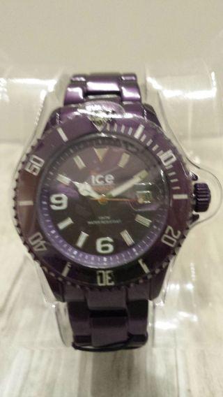 Ice Watch - Ice - Alu - Deep Purple - Al.  Dp.  U.  A.  12 Bild