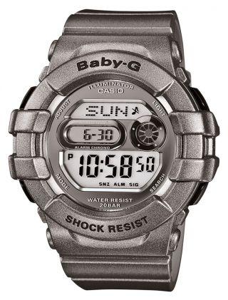 Casio Uhr Baby - G Damen - Armbanduhr Bgd - 141 - 8er Bild