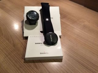 Suunto Vektor Hr Dark Green Bild