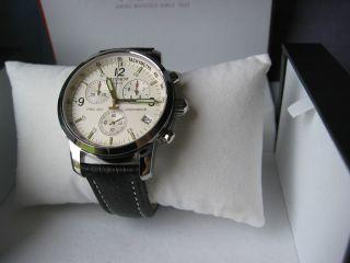 Tissot Prc 200 Chronograph & Ovp Top Bild