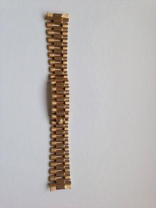 Rolex Präsident - Armband Für Day - Date Modelle Bild