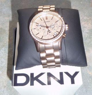 Dkny Ny8324 Armbanduhr Für Damen Bild