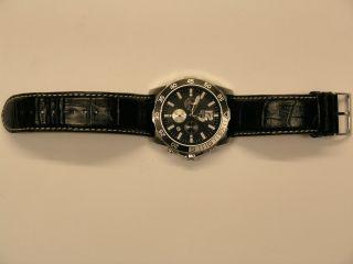 Esprit Diver Chronograph Quartz 48mm Herren Uhr Xxl Taucheruhr Bild