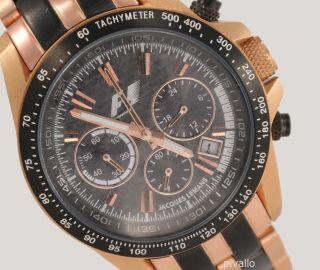 Jacques Lemans Sports F1 Damenuhr / Damen Uhr Chronograph Datum Jl F - 5006h Bild
