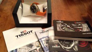 Tissot Herrenchronograph T - Touch Expert Bild