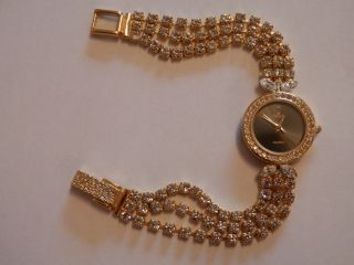 Meister Anker Quartz Armbanduhr Damenuhr Uhr Bild