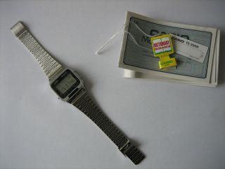 Casio Te - 2500 Dictionary,  Nos,  Vintage,  Retro,  Rar,  Selten,  Digital,  80er Bild