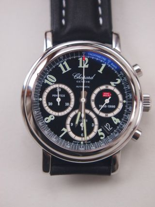 Chopard Mille Miglia 8331 Chronograph Automatik Limitierte Auflage: 195 Von 1000 Bild