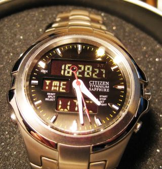 Citizen Marinaut Worldtimer Jq8150 - 57e Bild