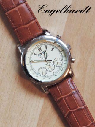 Engelhardt Automatik Armbanduhr Herren / Uhren Uvp 269€ Bild