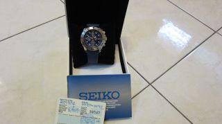 Seiko Snde03p1 Armbanduhr Für Herren Ungetragen Mit Bild