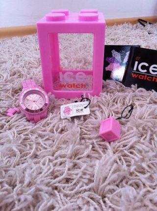 Ice Watch Ice - Solid Armbanduhr Für Unisex Rosa Bild