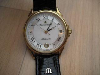 Maurice Lacroix Armbanduhr,  Automatic,  Lederarmband,  Datumsanzeige Bild