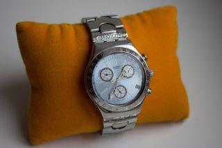 Swatch Irony Wheeling Armbanduhr Für Herren (ycs408g) Bild