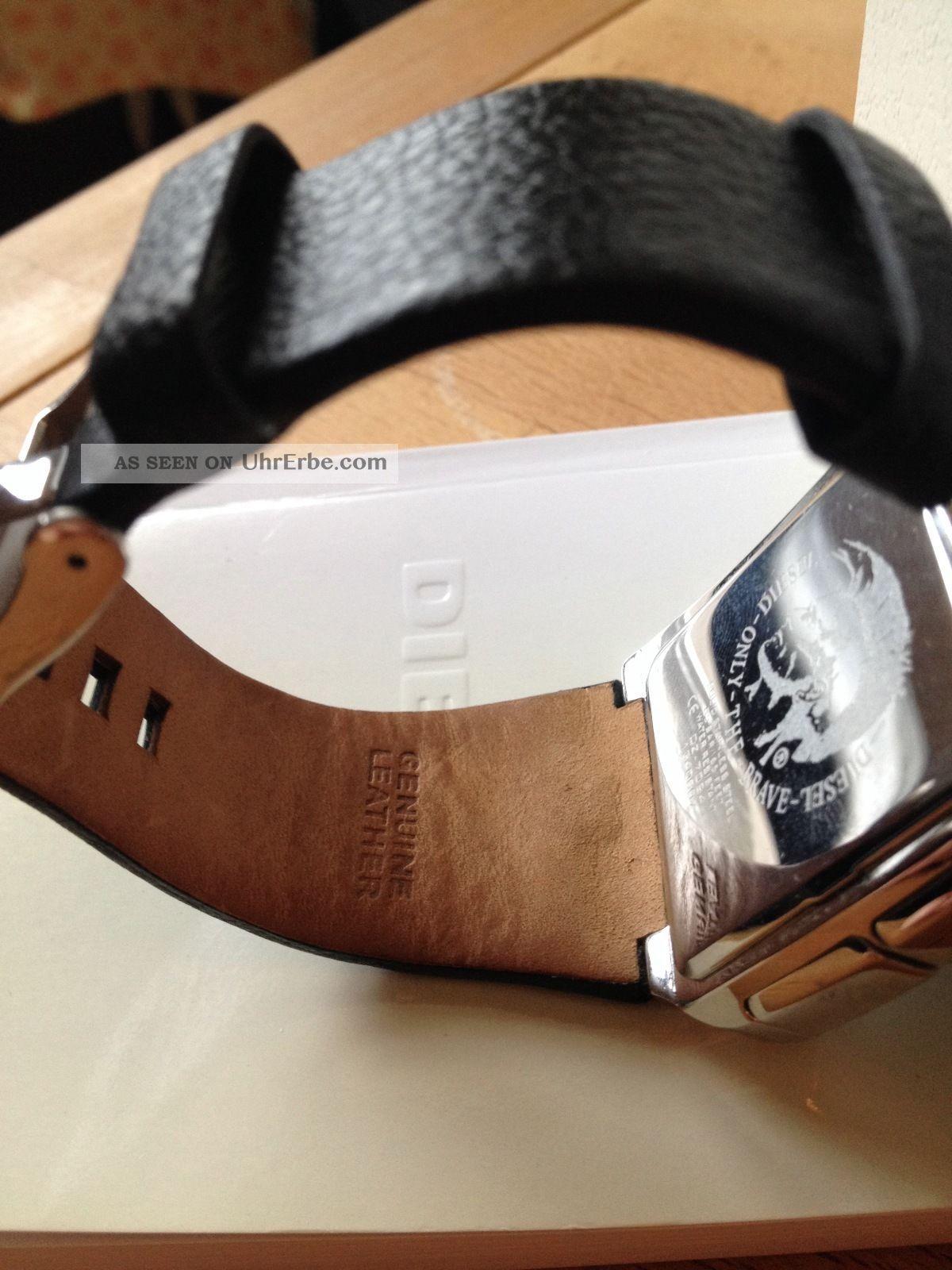 diesel dz 7094 armbanduhr herren digital schwarz. Black Bedroom Furniture Sets. Home Design Ideas