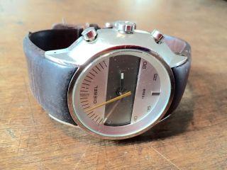 Orig.  Diesel Armbanduhr Dz4038 Analog,  Digital - Klassiker - Rarität Bild