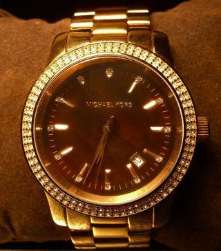 Michael Kors Mk5494 Armbanduhr Für Damen Bild