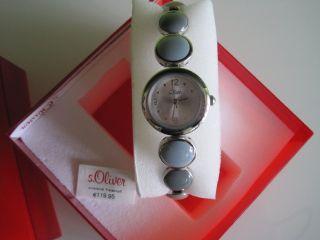 Damen Armbanduhr S.  Oliver Xs Analog Quarz Edelstahl So - 2608 - Mq Bild