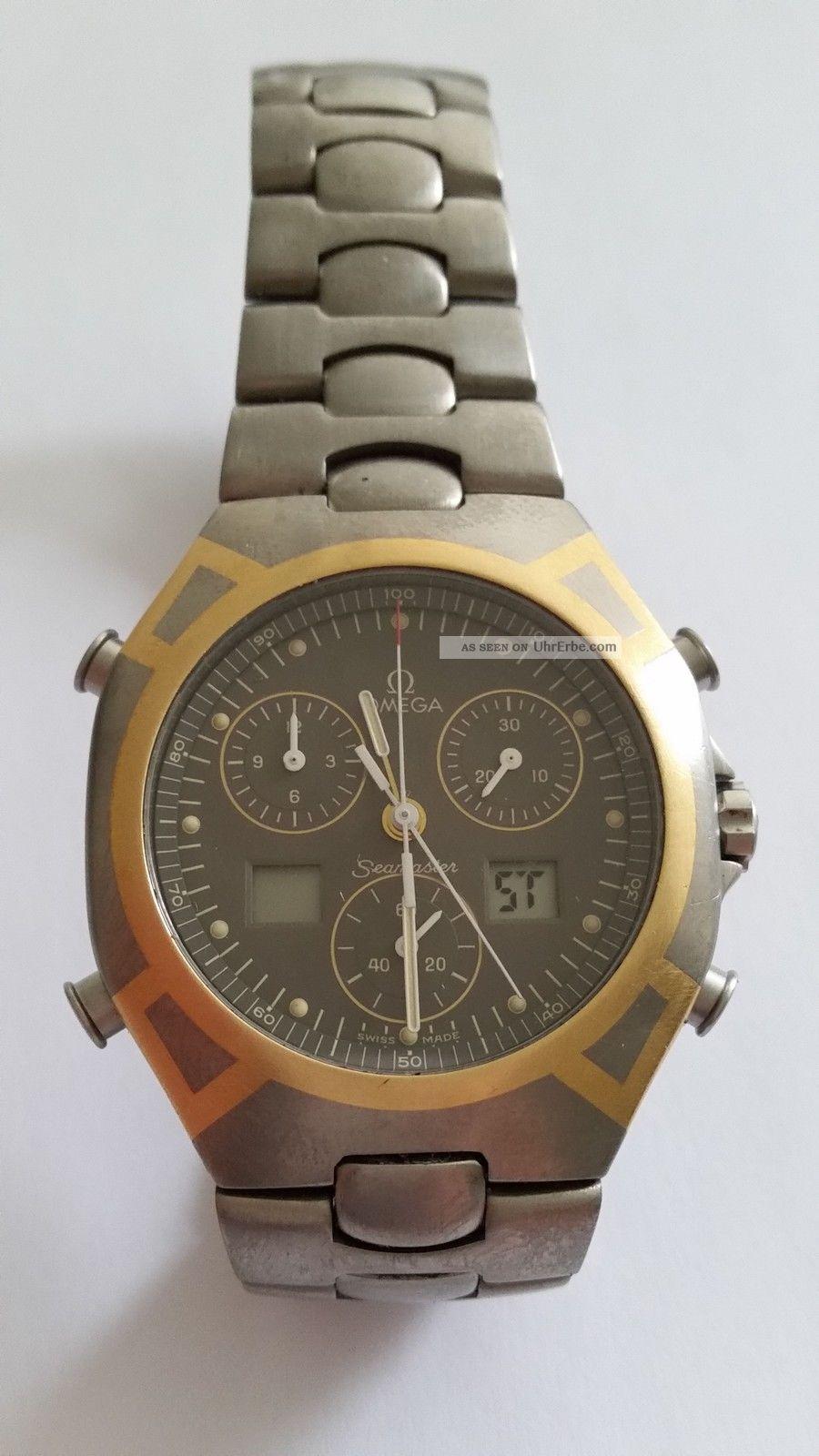Omega Chronograph Herren