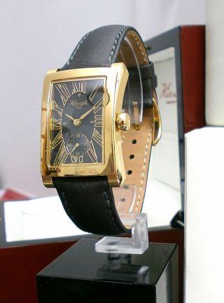 Kienzle Damenuhr Leder Armband Saphirglas Bild