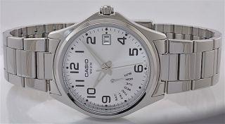 Casio Herenuhr Uhr Mens Watch Mtp - 1369d - 7bvef Bild