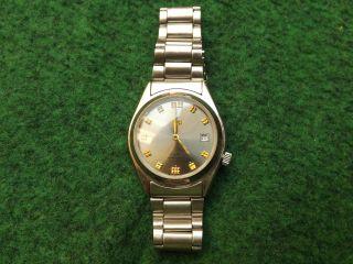 Herrenuhr Uhr Armbanduhr Von Seiko Mit Datumsanzeige,  977552 Aus Nachlass Bild