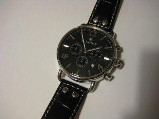 Thomas Earnshaw Es - 8001 - 03 Uhr Herrenuhr Armbanduhr Markenuhr Luxus Bild
